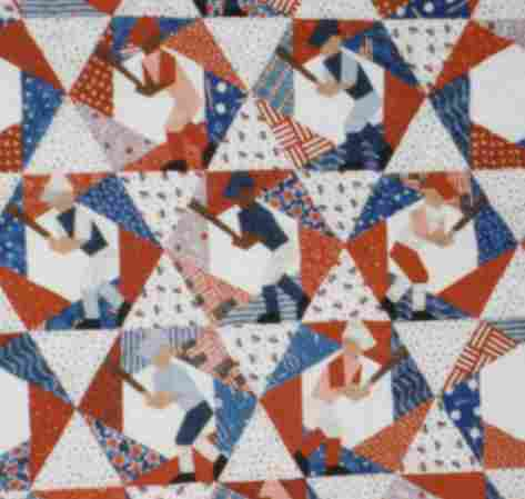 Quilt Patterns For Sports : BASEBALL QUILTING PATTERNS Quilts & Patterns