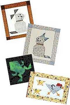 Free Quilt Patterns for Children