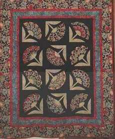 Kaleidoscope Quilt Block - Lifestyle - HowStuffWorks