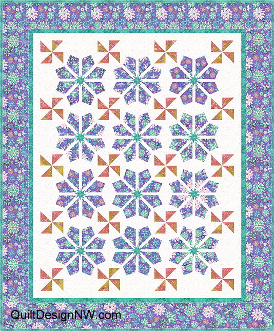 QDNW Royal Crown quilt pattern : downton abbey quilt pattern - Adamdwight.com