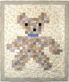 Teddy Bear Baby Quilt Patterns FreeKnitting Design Ideas